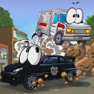 Vehicles Car Toons Games