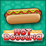 Play Papa's Hot Doggeria game