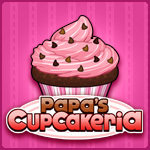 Play Papa's Cupcakeria game